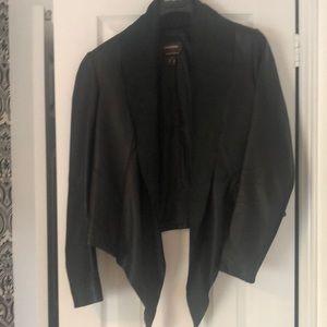 Daniel Long leather jacket